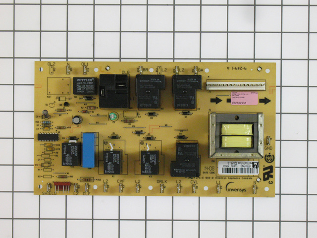 92028-C 92028-C Dacor REFURBISHED RELAY BOARD