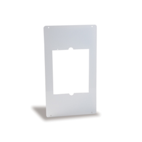 67115 67115 Cadet Manufacturing METAL ADAPTER PLATE WHITE