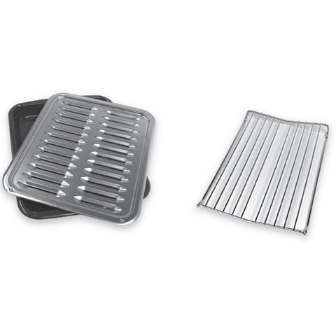 W10123240 W10123240 Whirlpool Range / Oven / Stove Broiler Pan and Roasting Rack NO LONGER AVAILABLE