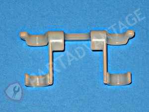 4160480 Dishwasher Upper Rack Retaining Clip by Whirlpool