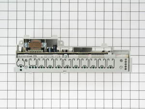 WD21X10100 GE Dishwasher Control Assembly