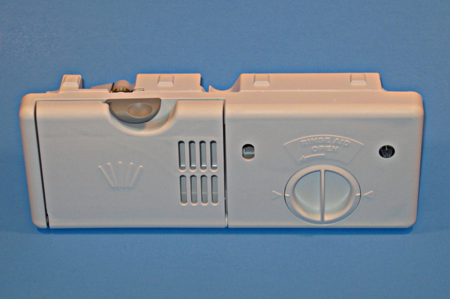 154574401 154574401 Frigidaire Dishwasher Detergent and Rinse Aid Dispenser