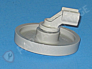 154174503 Frigidaire Dishwasher Lower Rack Roller and Bracket Assembly
