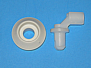 5300809974 Frigidaire Dishwasher Roller & Axle Kit