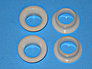 4172010 Whirlpool Dishwasher Upper Rack Roller Kit