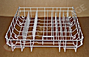 Whirlpool Blue Dishwasher Lower Rack Assembly 4172117