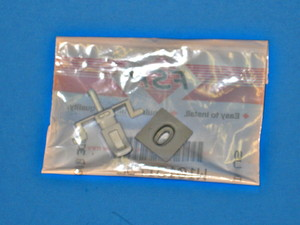 W10131752 Maytag Dishwasher Soap Cup Door Latch and Grommet Kit