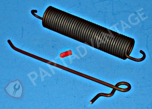 675611 Whirlpool Door Spring Assembly