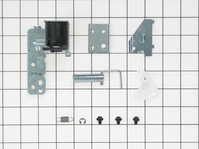 WD21X802 WD21X802 GE Dishwasher Drain Solenoid Assembly Kit