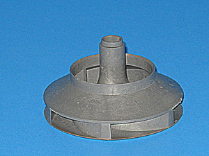 154085301 Frigidaire Dishwasher Upper Impeller Assembly