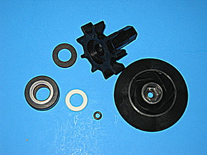 5300809910 Frigidaire Dishwasher Pump Impeller and Seal Kit