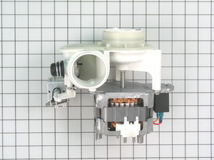 WD26X10013 GE Dishwasher Pump and Motor Assembly