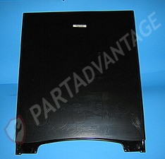6-917693 Whirlpool Dishwasher Black Front Panel