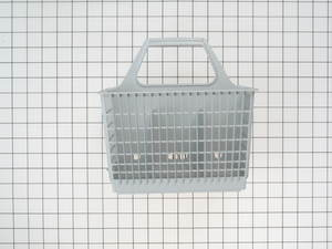 WD28X265 GE Dishwasher Grey Silverware Basket