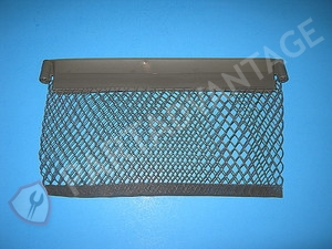 8519716 Whirlpool Dishwasher Grey Small Items Basket