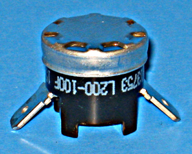 154290204 Dishwasher Re-Settable Thermostat