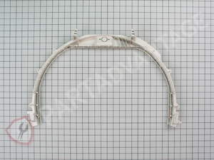 WE3X77 GE Dryer Front Glide Drum Bearing Support