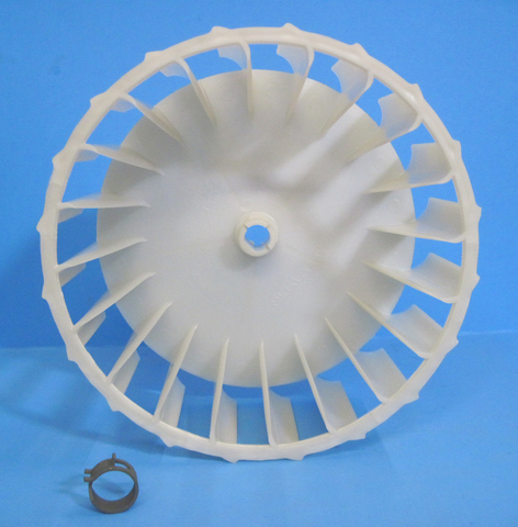Y303836 Y303836 Whirlpool Maytag Dryer Blower Wheel Assembly