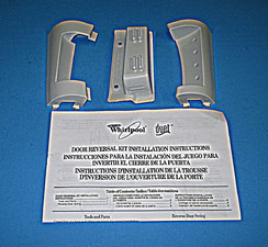 8530070 Whirlpool Dryer Duet Door Reversal Kit