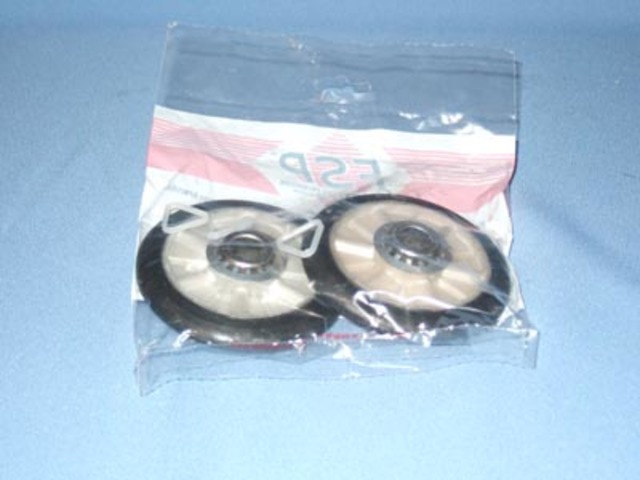 349241T 349241T Whirlpool Dryer Drum Support Roller Kit