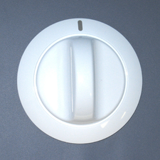 134011703 Frigidaire Dryer White Timer Knob