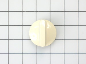 WH1X2708 GE Dryer Almond Timer Knob