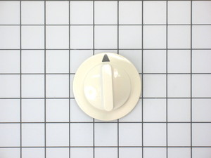 WE1X1264 GE Dryer Almond Timer Knob