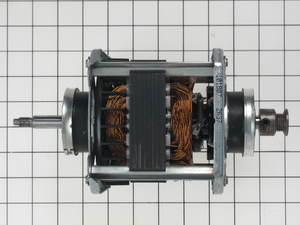 WE17X10002 GE Dryer Motor and Pulley