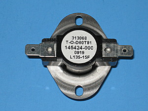 3204307 Frigidaire Dryer Cycling Thermostat