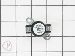 WE4X757 GE Dryer Thermostat