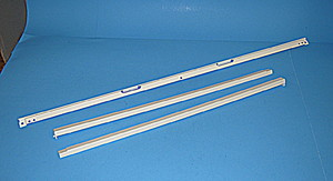 8184859 Whirlpool Range / Oven / Stove White Door Trim Kit