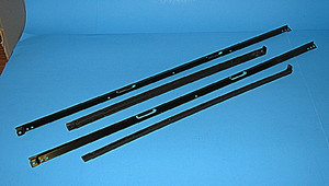 8184858 Whirlpool Range / Oven / Stove Black Door Trim Kit