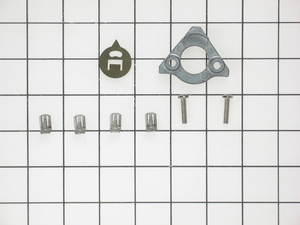 WB2X6957 GE Range / Oven / Stove Thermostat Clip