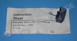 12002422 Maytag Range / Oven / Stove Dual Infinite Switch Kit