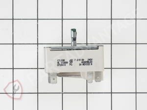 WB23M23 GE Range / Oven / Stove Infinite Switch