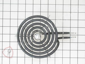 "WB30M1 GE Range / Oven / Stove 6"" Surface Element"