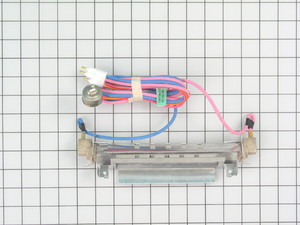 WR51X10031 GE Refrigerator Defrost Heater with Thermostat