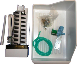 218736300 Frigidaire Refrigerator Add On Ice Maker Kit