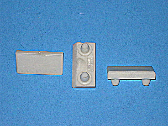 285219 285219 Whirlpool Washer Suspension Pad 3 Pack