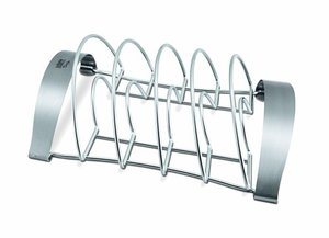 6453 Stainless Steel Rib Rack