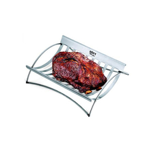 6436 Stainless Steel Roast Holder