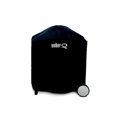 6553 6553 PREMIUM WEBER Q® 300/3000 SERIES FULL LENGTH BBQ GRILL COVER