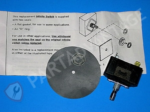 700855K Maytag Range / Oven / Stove Infinite Switch Kit