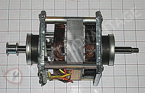 5303201237 Frigidaire Dryer Motor and Pulley