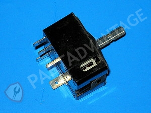 5308010418 Frigidaire Electric Range / Oven / Stove Infinite Switch