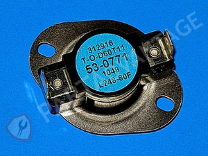 53-0771 Maytag Dryer High-Limit Thermostat