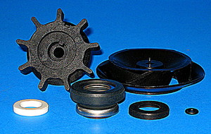 5300809909 Frigidaire Dishwasher Pump Impeller and Seal Kit
