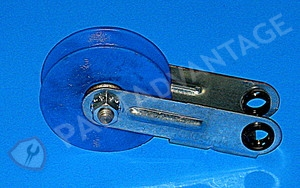 131862900 Frigidaire Washer Idler Arm Assembly with Pulley