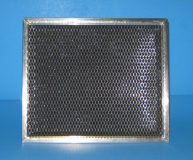 WB02X10700 Hotpoint General Electric Kenmore Charcoal & Grease Range Hood Filter Combo