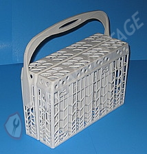 WD28X10152 GE Dishwasher Silverware Basket